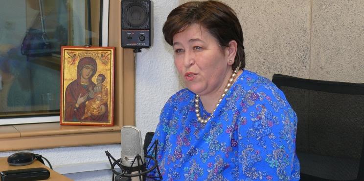 Министърът на туризма Стала Балтова в Дарик радио