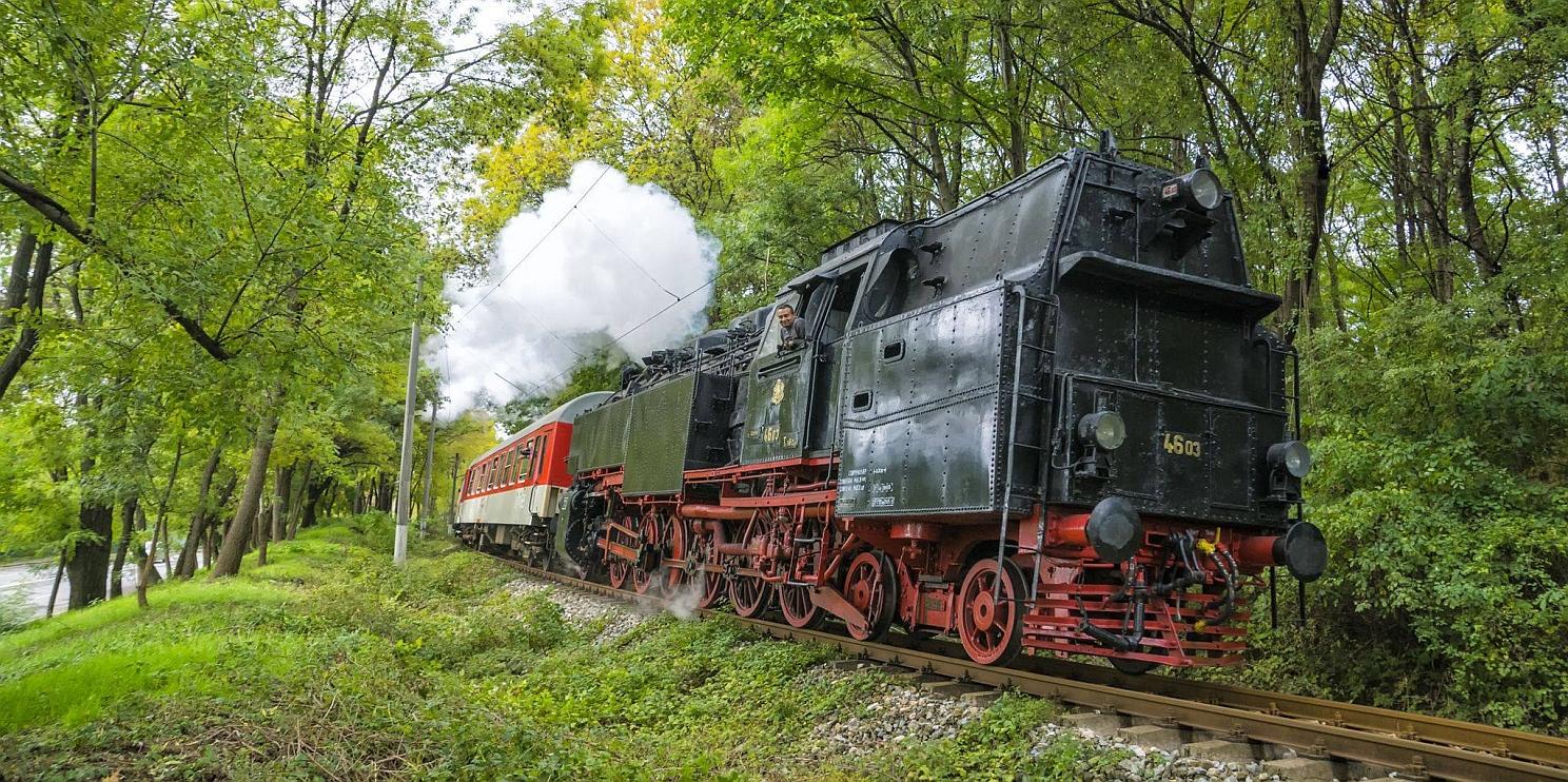 ретро влак