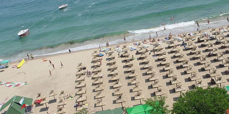 плаж на Златни пясъци