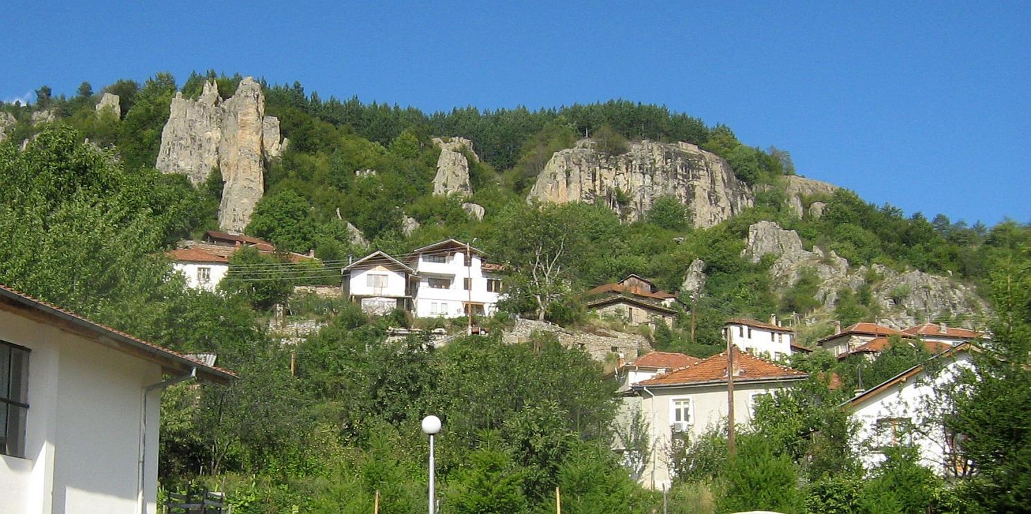 село в Родопите