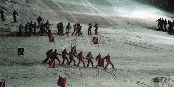 ски писта на Боровец
