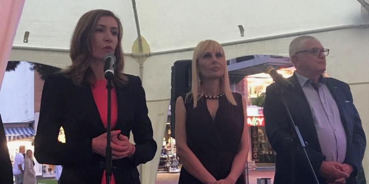 Министър Ангелкова откри сезон Лято 2017 в Слънчев бряг