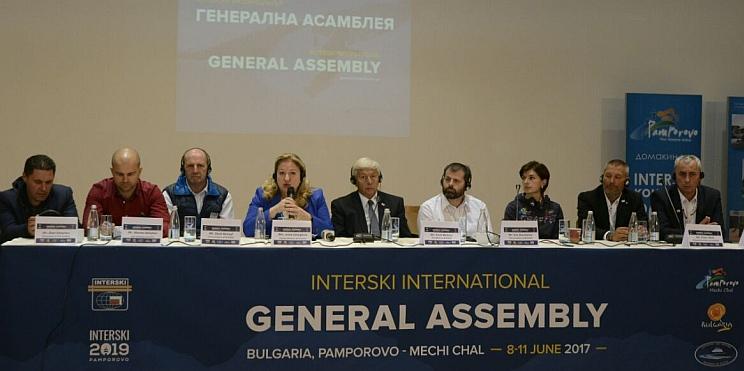 Генералната асамблея на Интерски интернешънъл