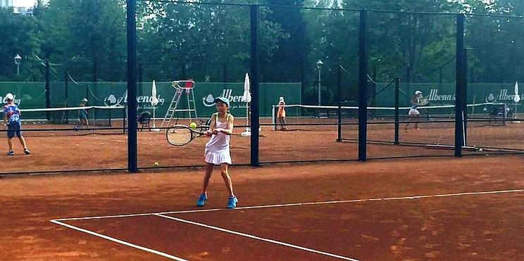 тенис в Албена