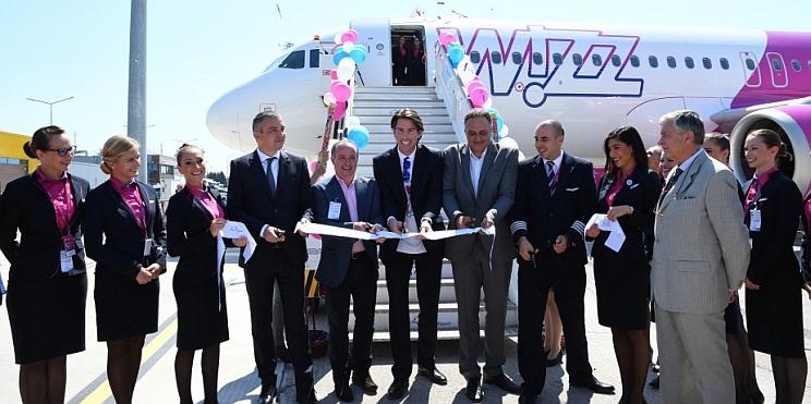 Wizz Air Варна