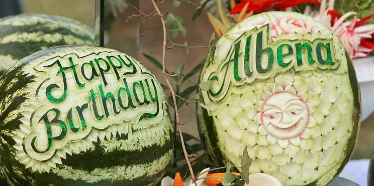 рожден ден на курорт Албена