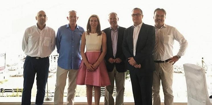 Министър Ангелкова на среща с висши мениджъри на TUI Group