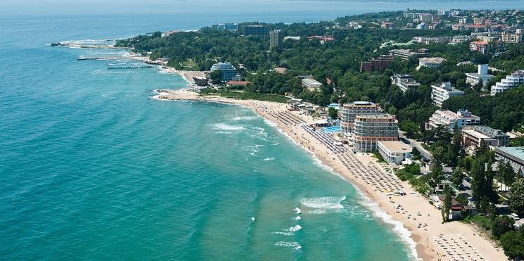 курортът Св. Св. Константин и Елена