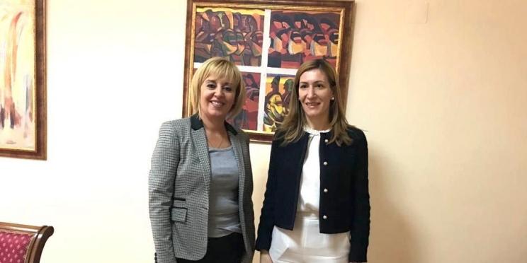 Ангелкова и Мая Манолова