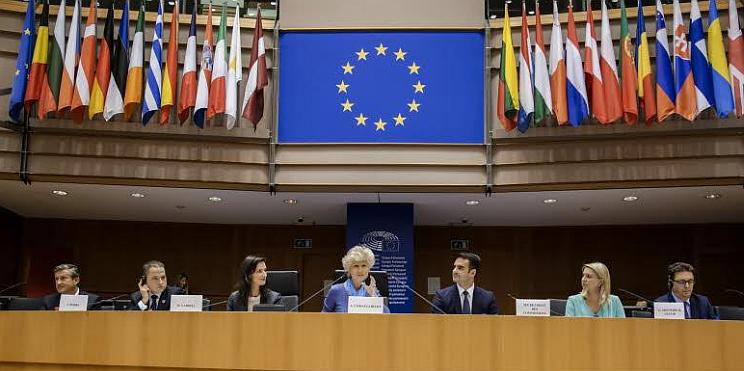 конференция в Европейския парламент на 27 септември 2017 г.