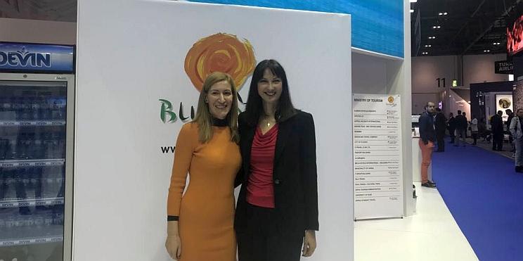Министър Ангелкова и министърът на туризма на Гърция Елена Кунтура