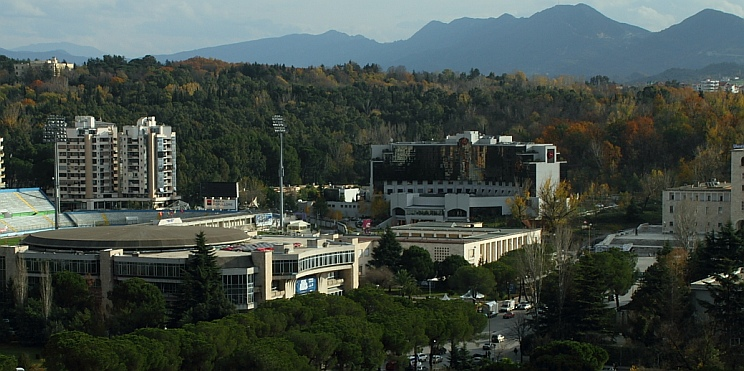 х-л Шератон, Тирана, Албания