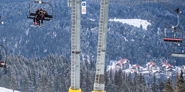 лифт на Боровец
