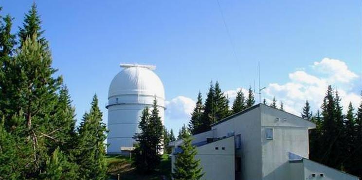 Националната астрономическа обсерватория