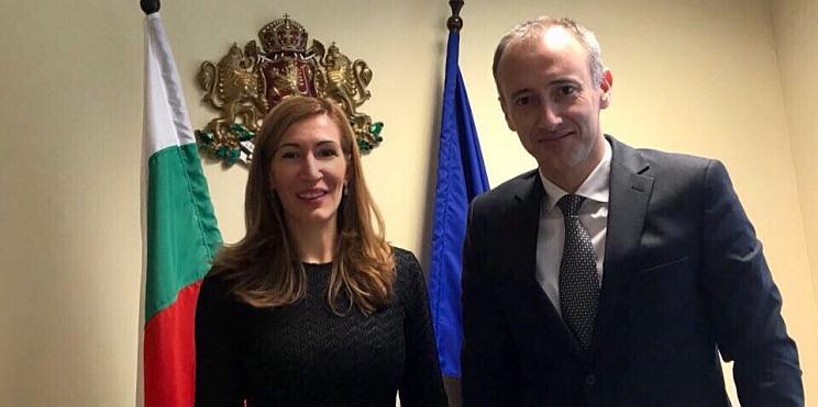 Ангелкова и Вълчев