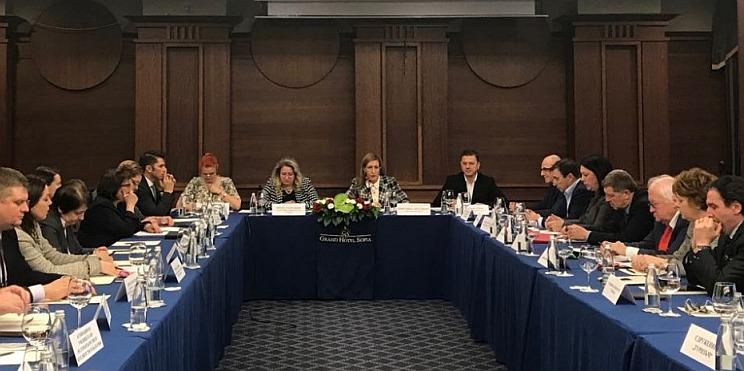 Първо заседание на Обществения съвет към министъра на туризма