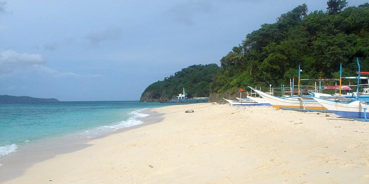Боракай, Филипините