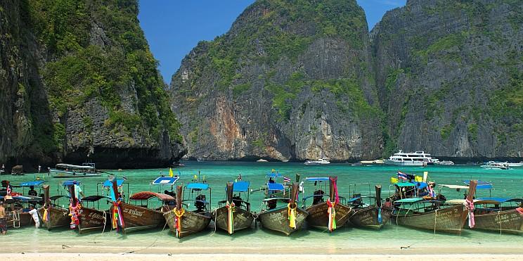 Ко Фи Фи Ле, Тайланд