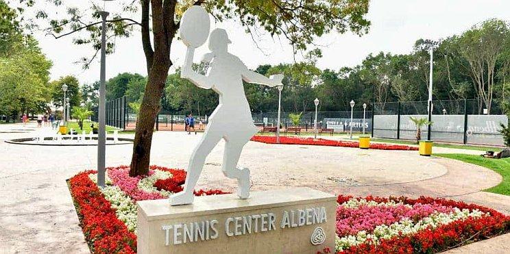 тенис център Албена