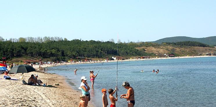 неохраняем плаж
