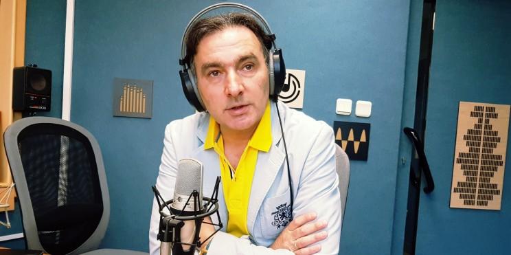 Мартин Захариев в Дарик