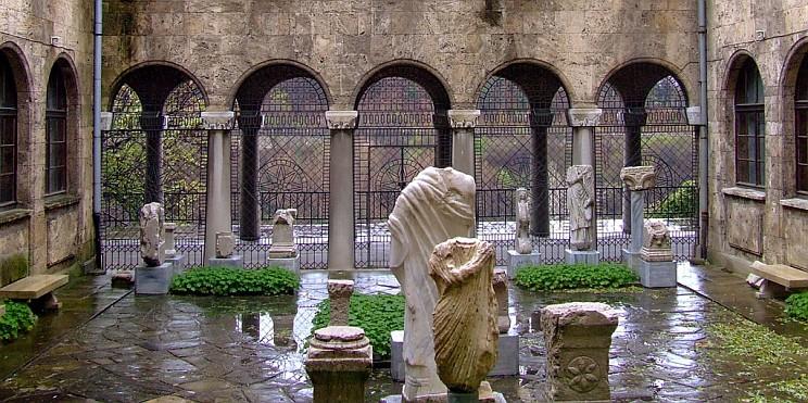 Aрхеологическият музей във Велико Търново