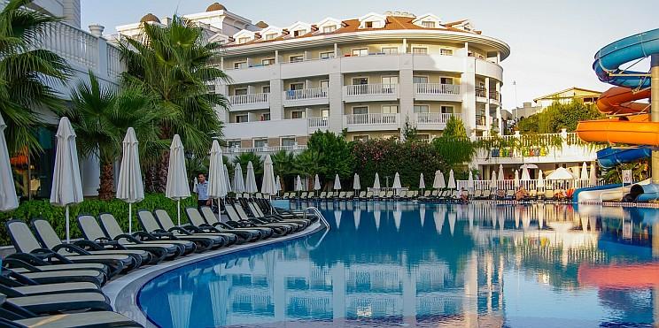 хотел в Турция
