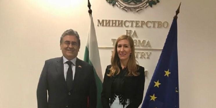 Ангелкова посланик Турция