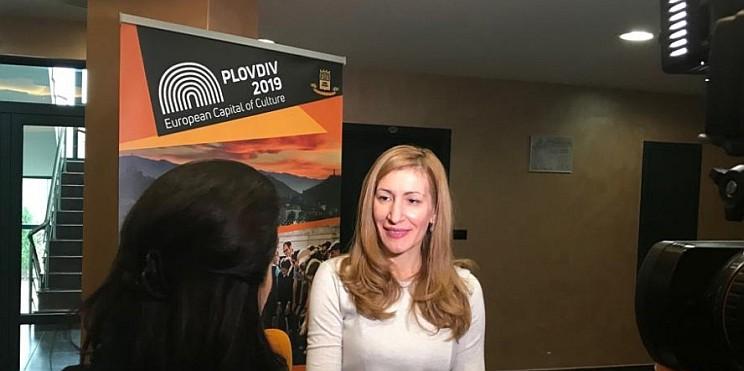 министър Ангелкова в Пловдив