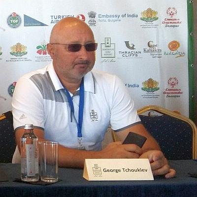 Георги Чуклев