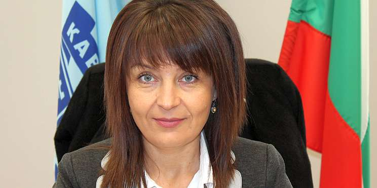 кметът на Каварна Нина Ставрева