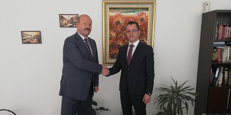 кмет Добрич посланик Чехия