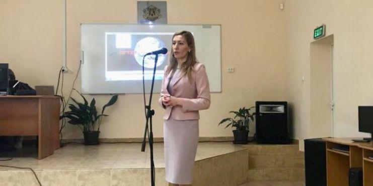 Ангелкова в Пирдоп