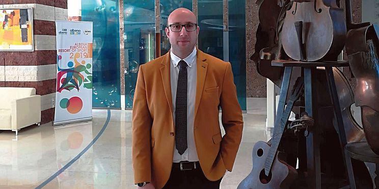 Димитър Тачев Албена