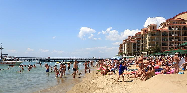 плаж на Свети Влас