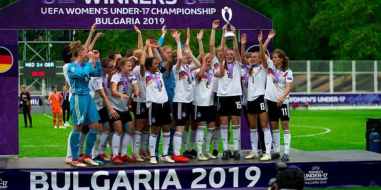 футбол Германия