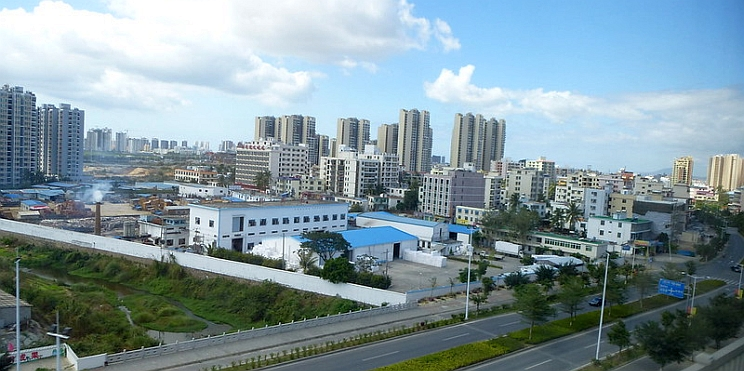 Хайкоу, Китай