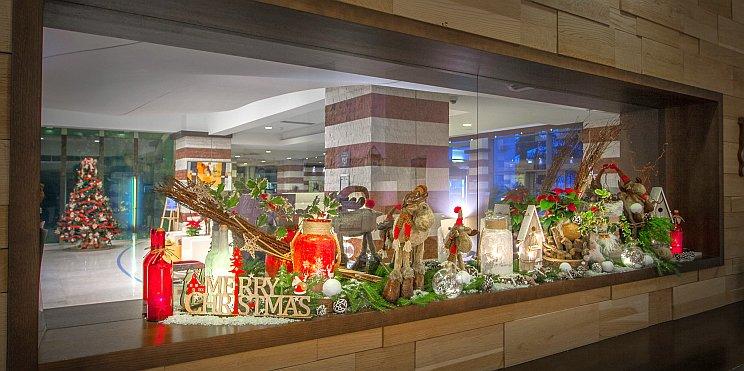 Коледа в Албена