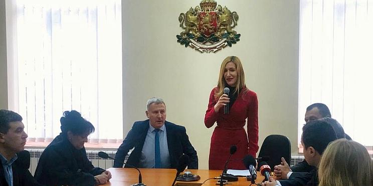 министър Ангелкова в Разлог