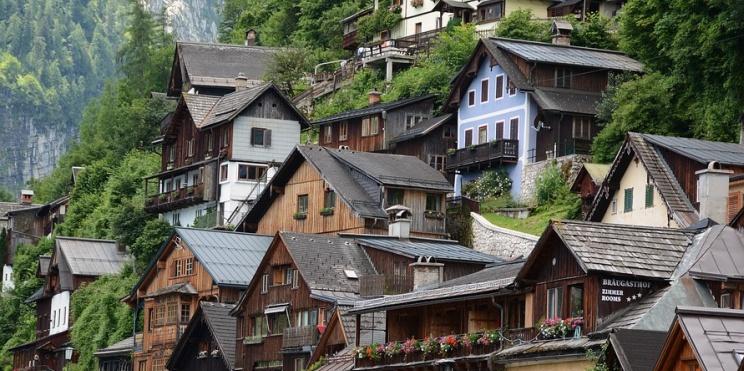 Австрийските Алпи
