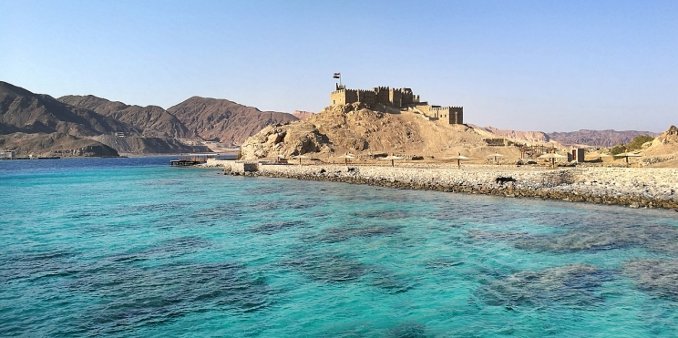 Червено море, Египет