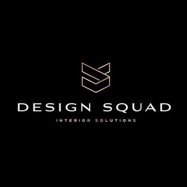 Дизайн Скуад лого