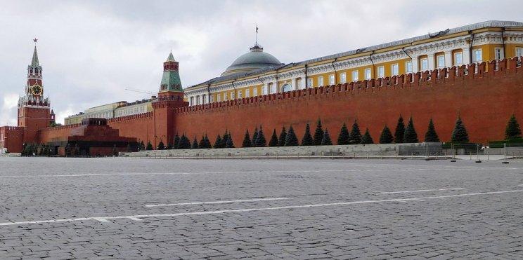 Кремъл, Москва