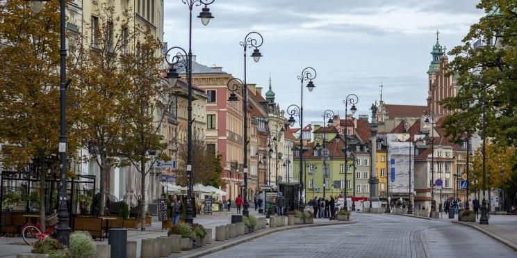 Варшава, Полша