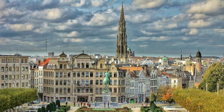 Брюксел, Белгия