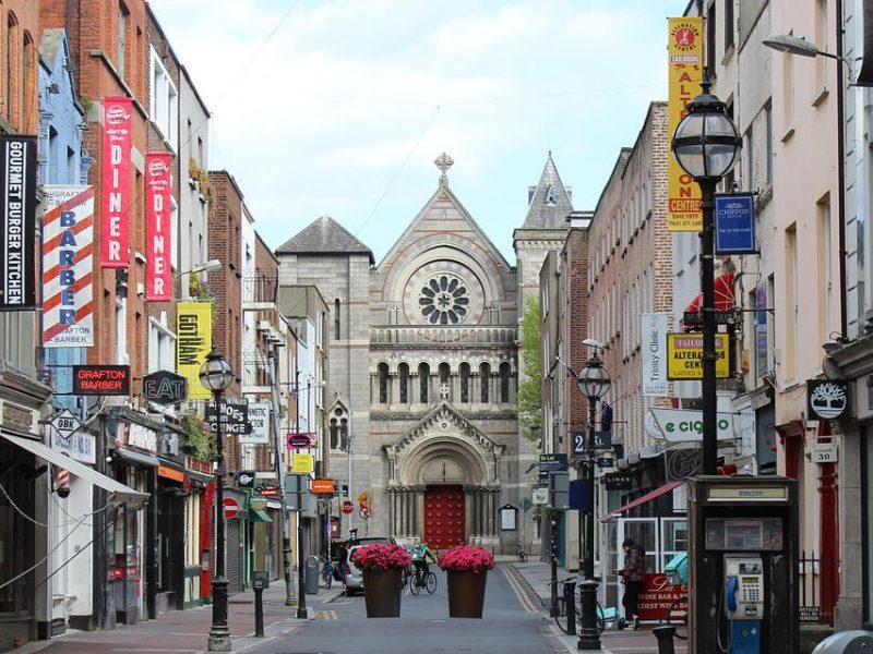 Дъблин, Ирландия