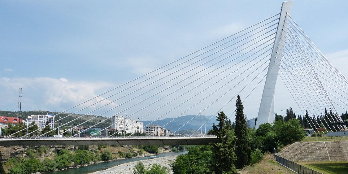 Подгорица, Черна гора
