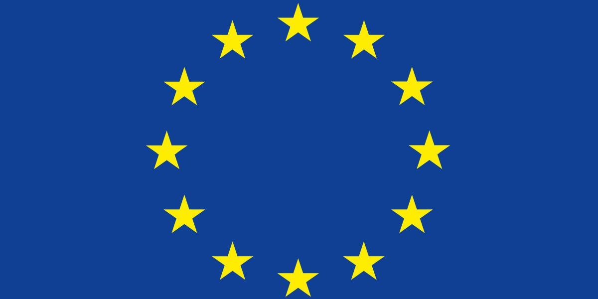 ЕС лого
